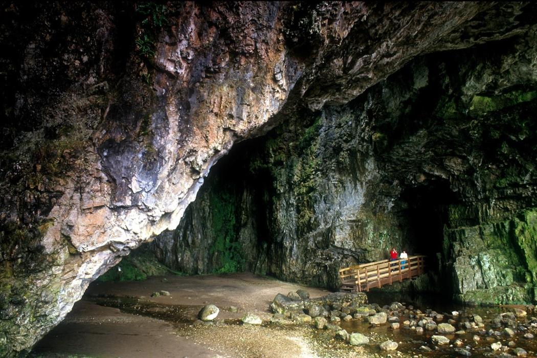 NC500 Smoo Cave