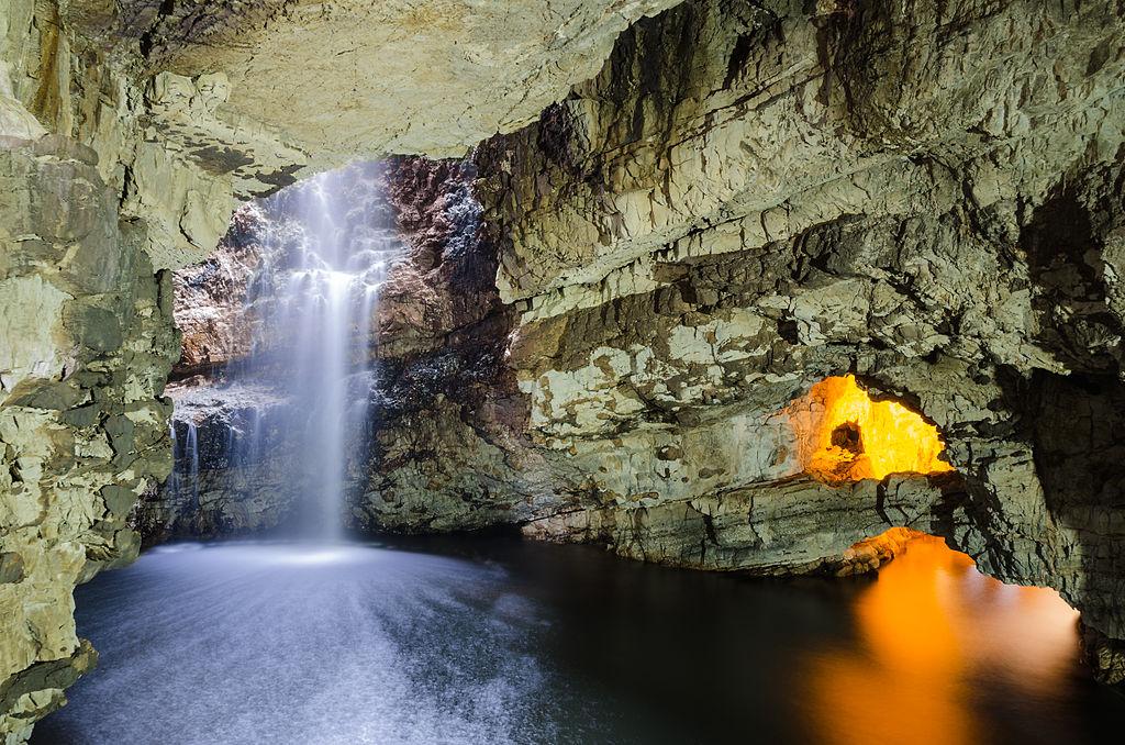 NC500 Smoo Cave 2