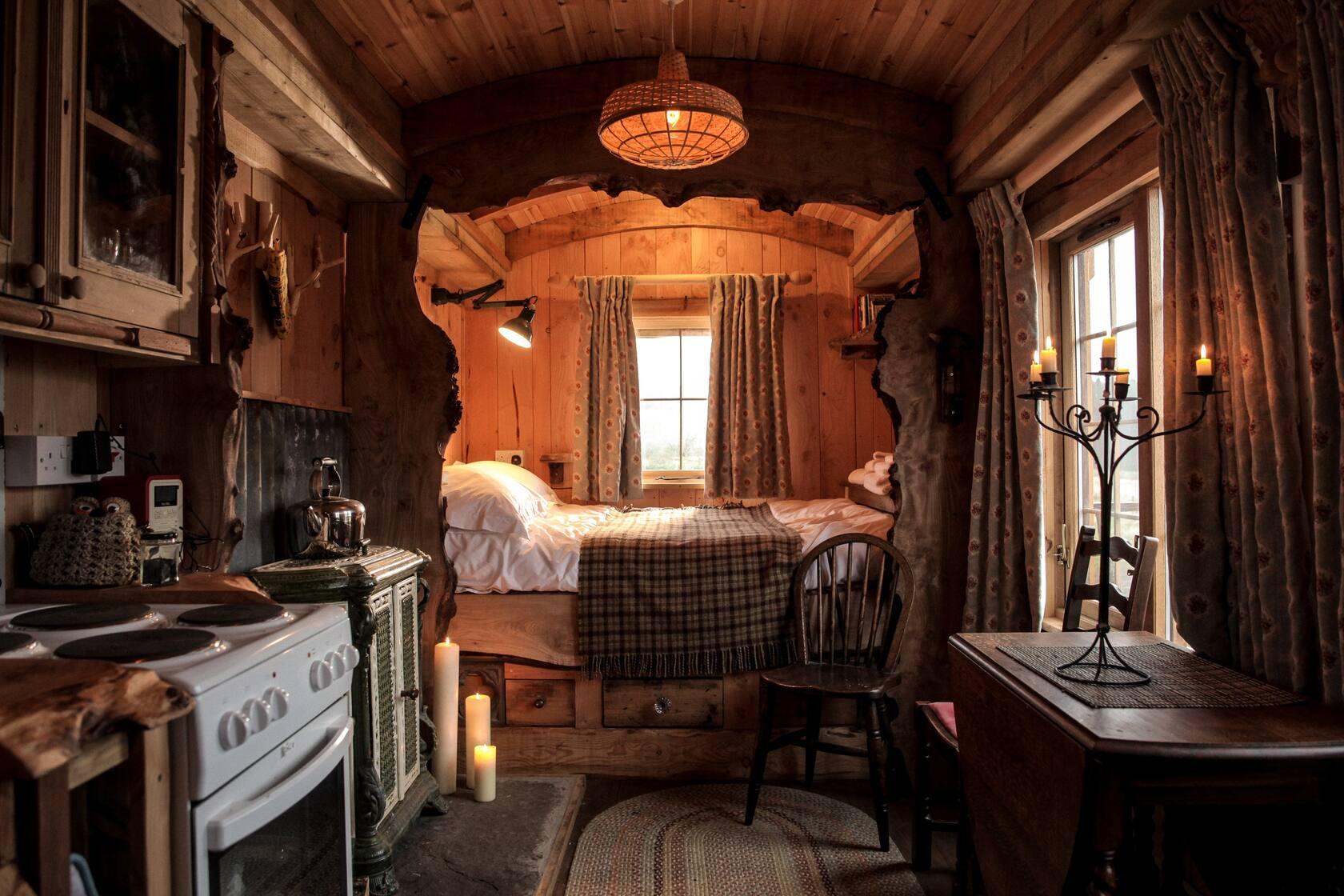 Black Isle Shepherd's Hut