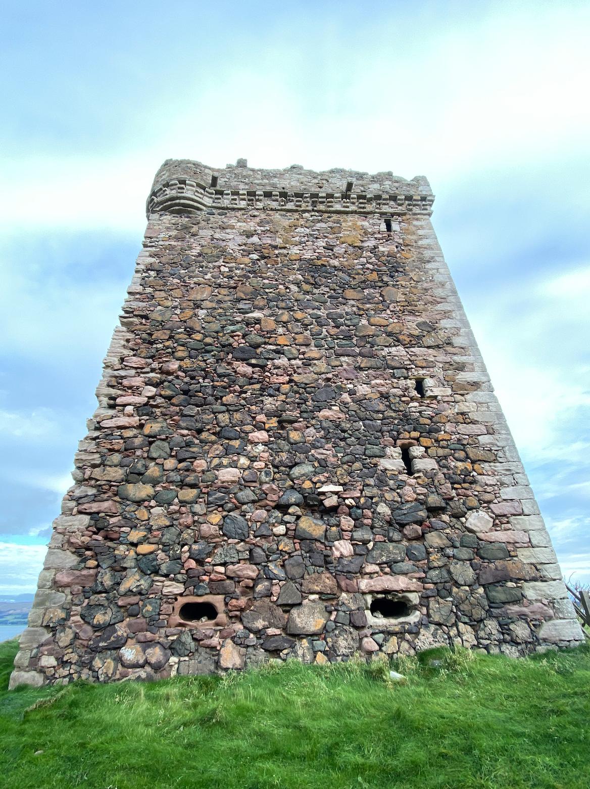 Wee Cumbrae Castle