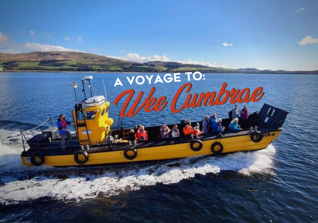 Wee Little Cumbrae Island