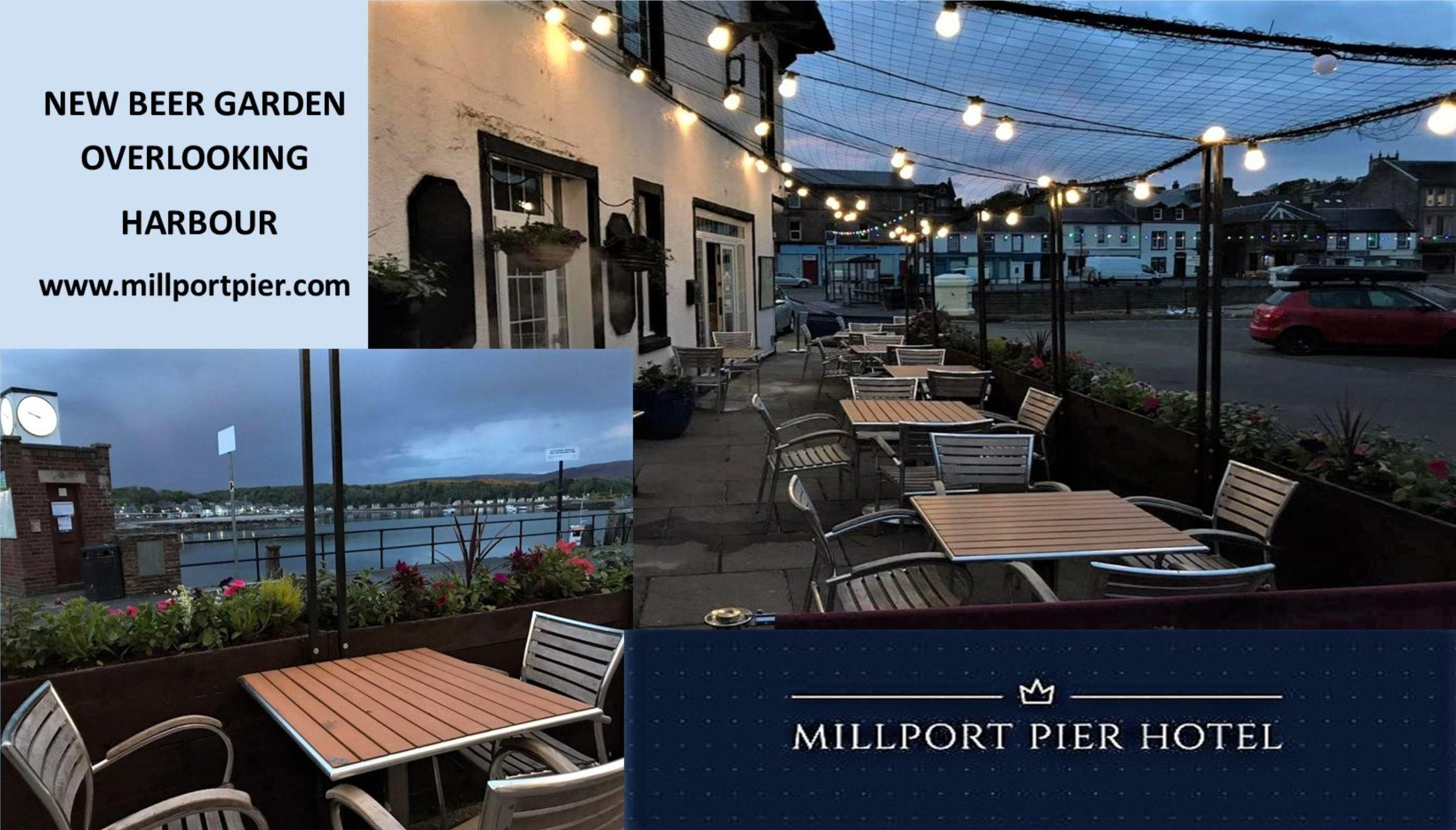 Millport Pier Hotel, Cumbrae