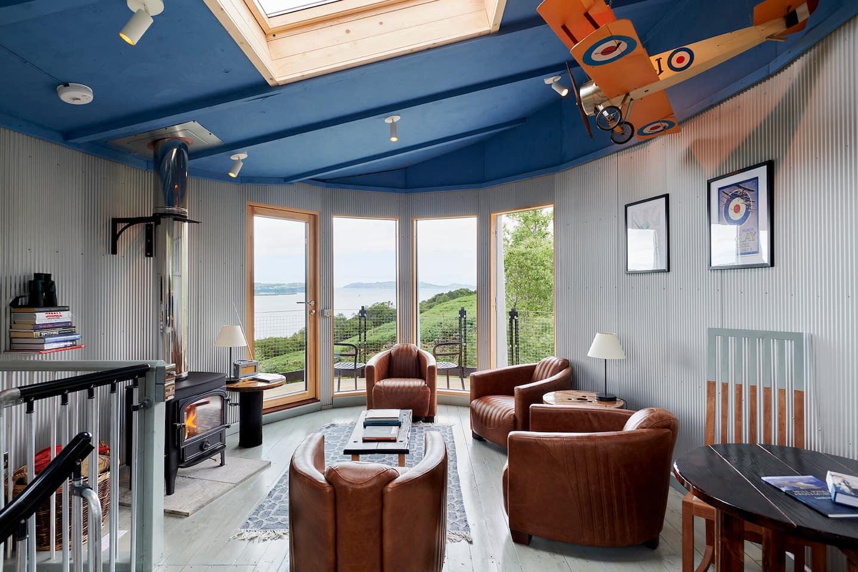 Unique Airbnb in Scotland - Drimnin PilotHouse