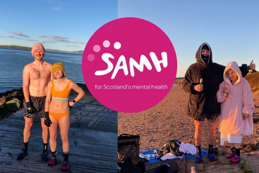 Adam's Daily Dook for Mental Health SAMH