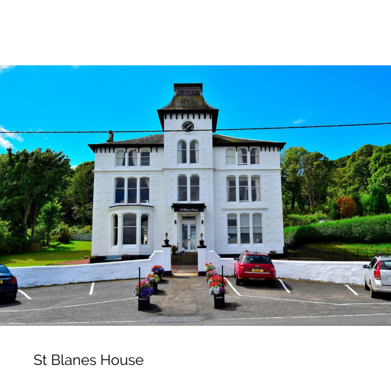 St Blanes House