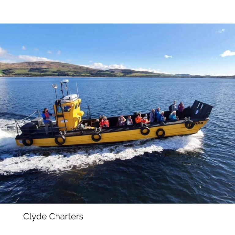 Clyde Charters Wee Cumbrae