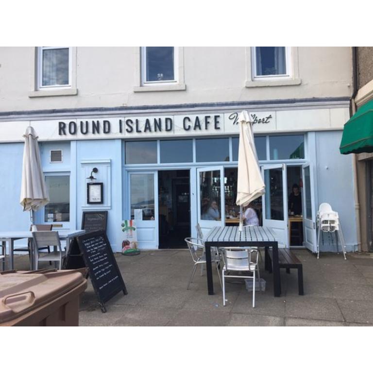 Round Island Cafe Millport
