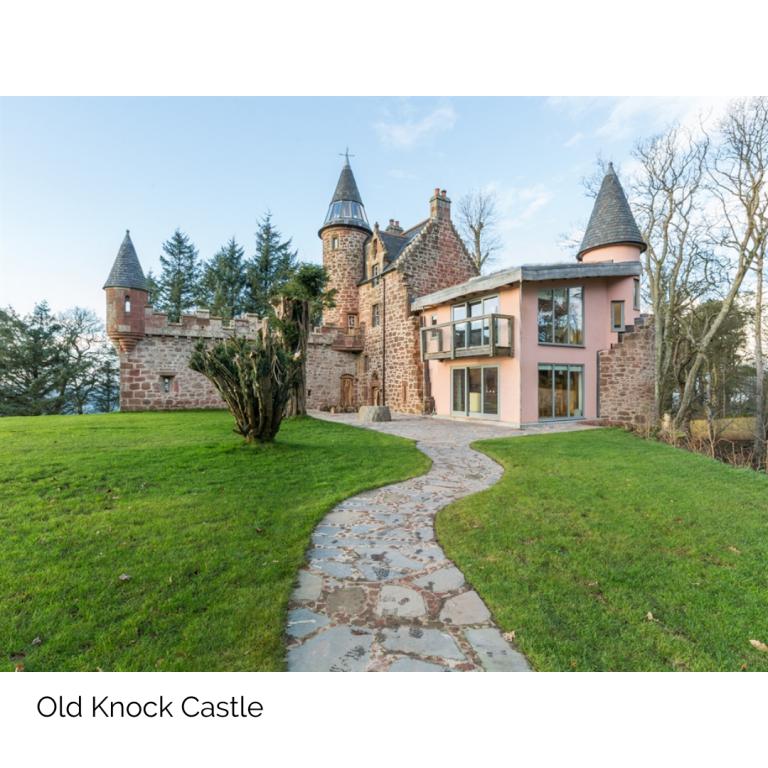 Old Knock Castle
