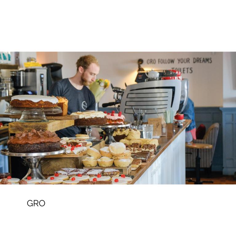 GRO Cafe