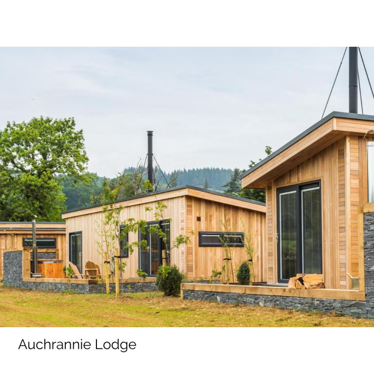 Auchrannie Lodge
