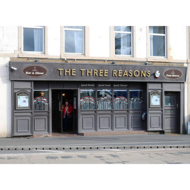 Three Reasons Largs