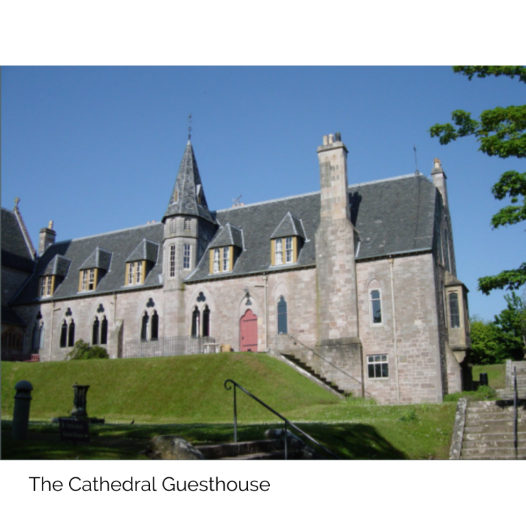 Cathedral of the Isles Guesthouse