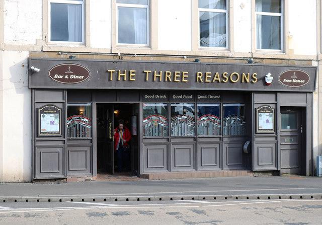 The Three Reasons, Largs
