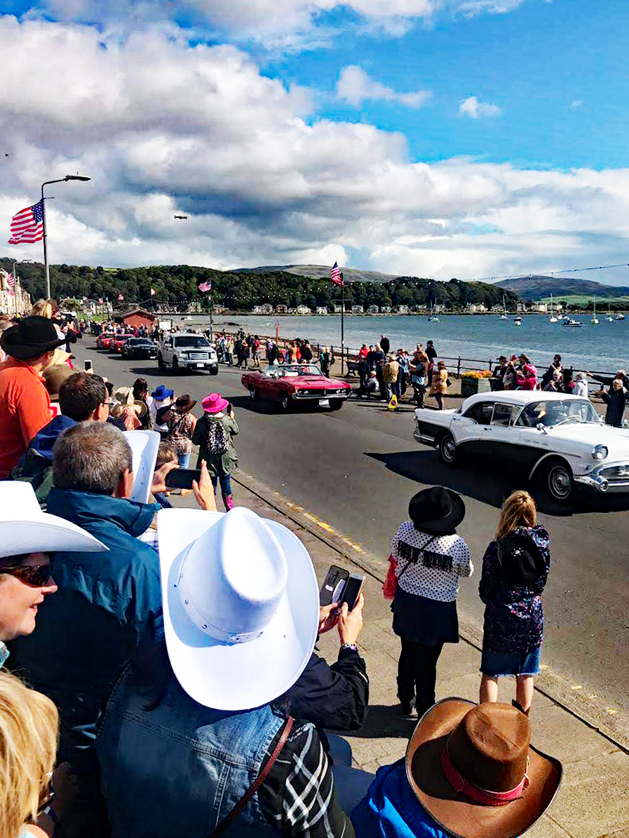 Millport Country and Western Festival