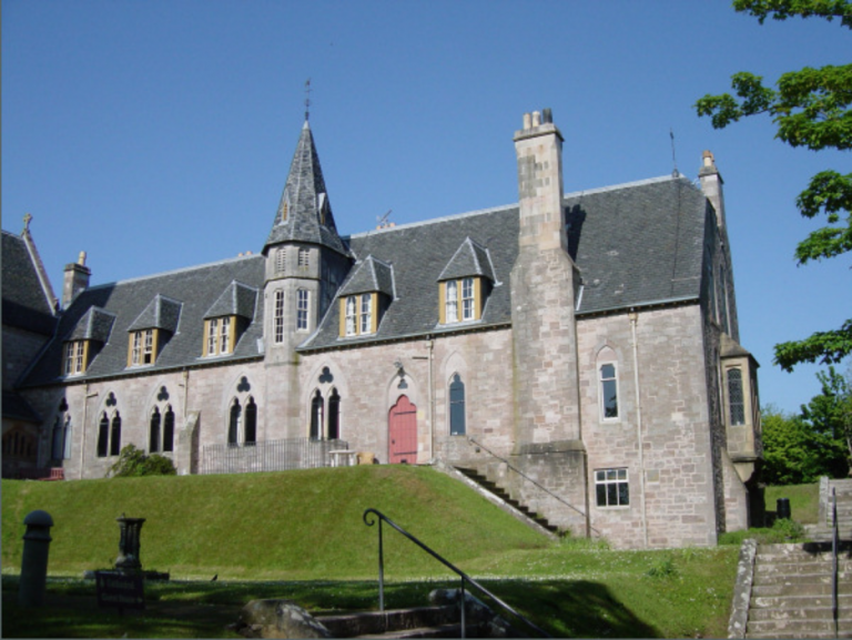College Guest House Millport Isle of Cumbrae