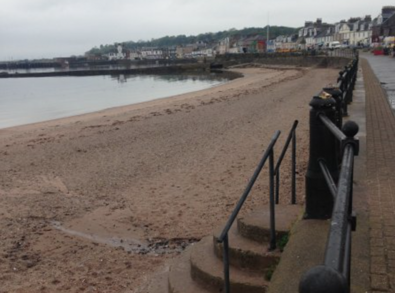 The Nest Holiday Apartment Millport