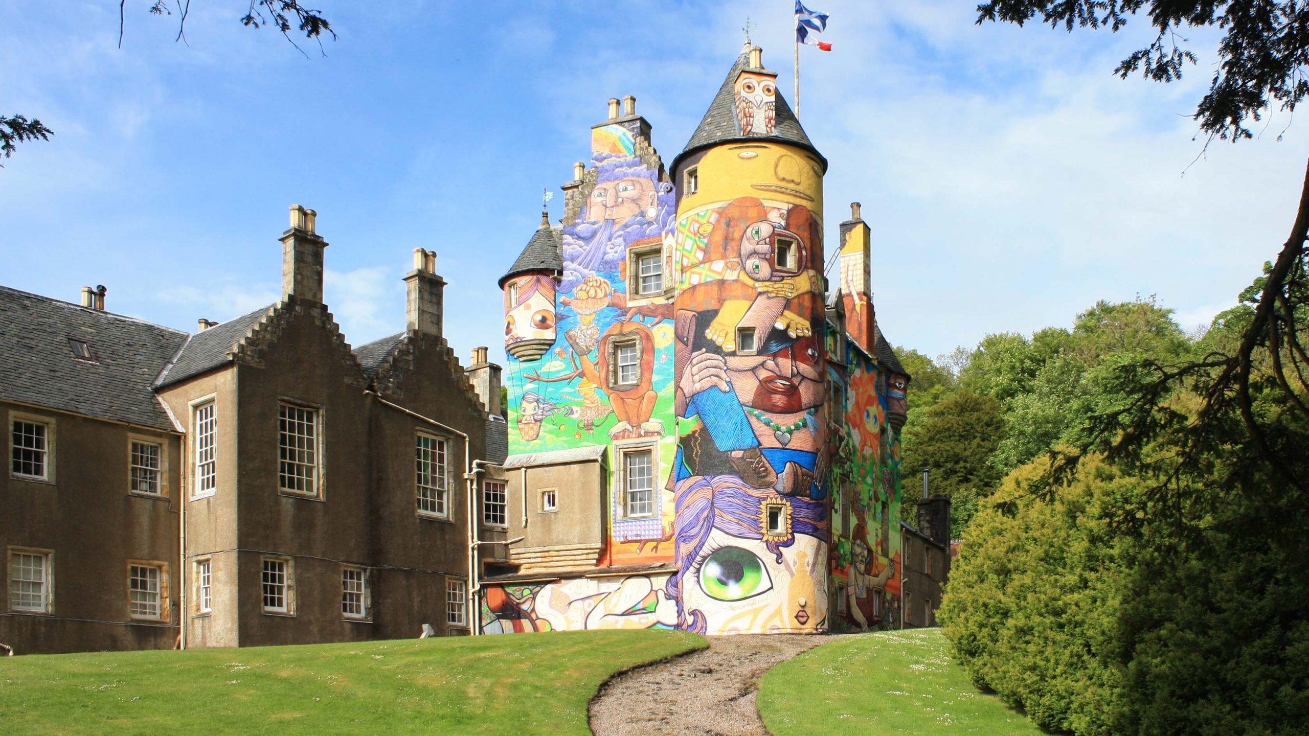 Kelburn Castle Estate Largs