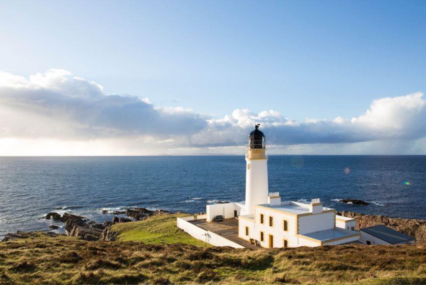 Rua Reidh Lighthouse – Gairloch, Wester Ross