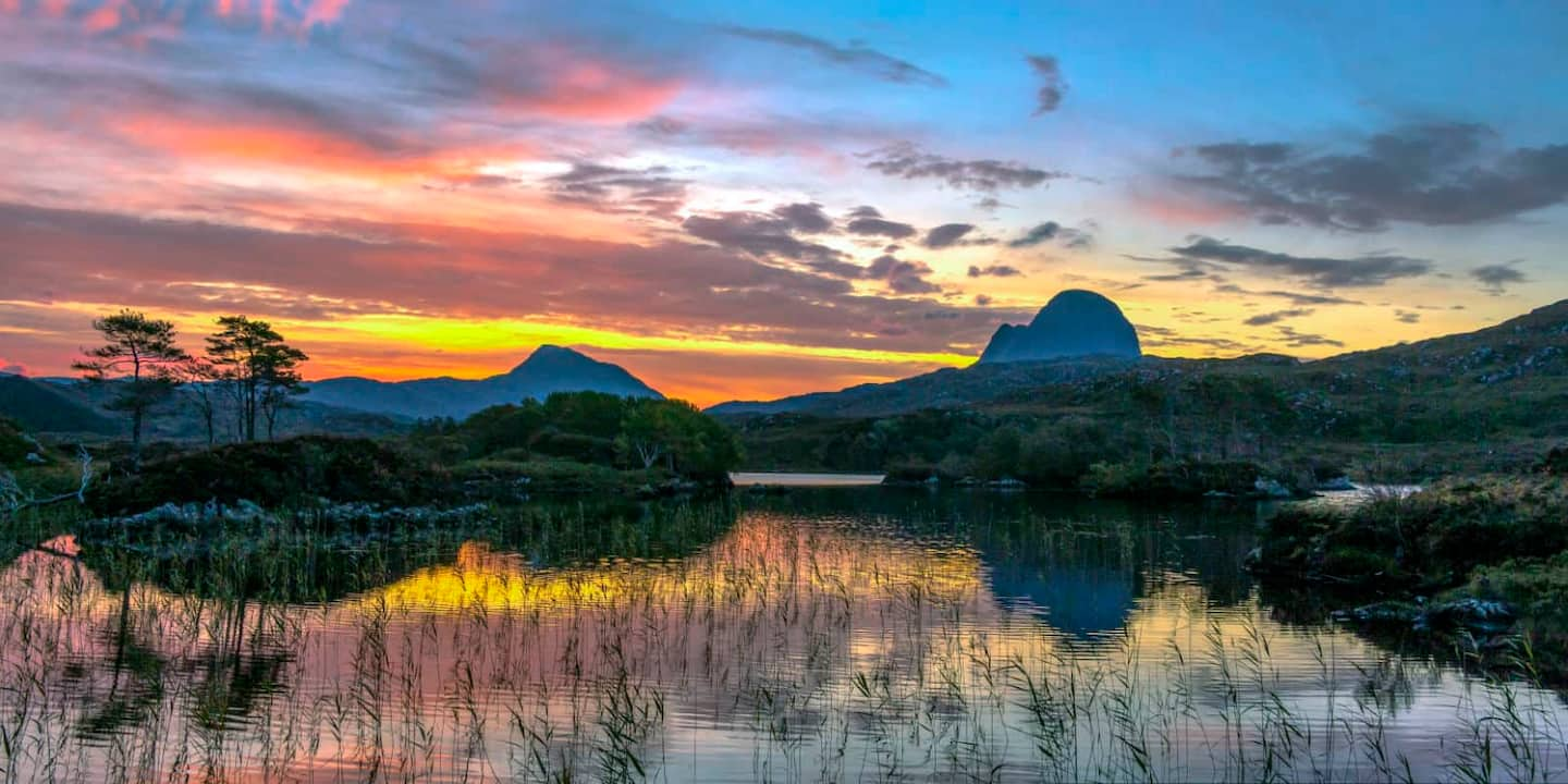 The Hideaway – Lochinver, Sutherland