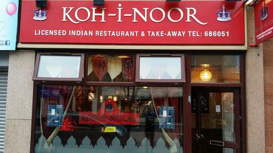 Koh I Noor Largs