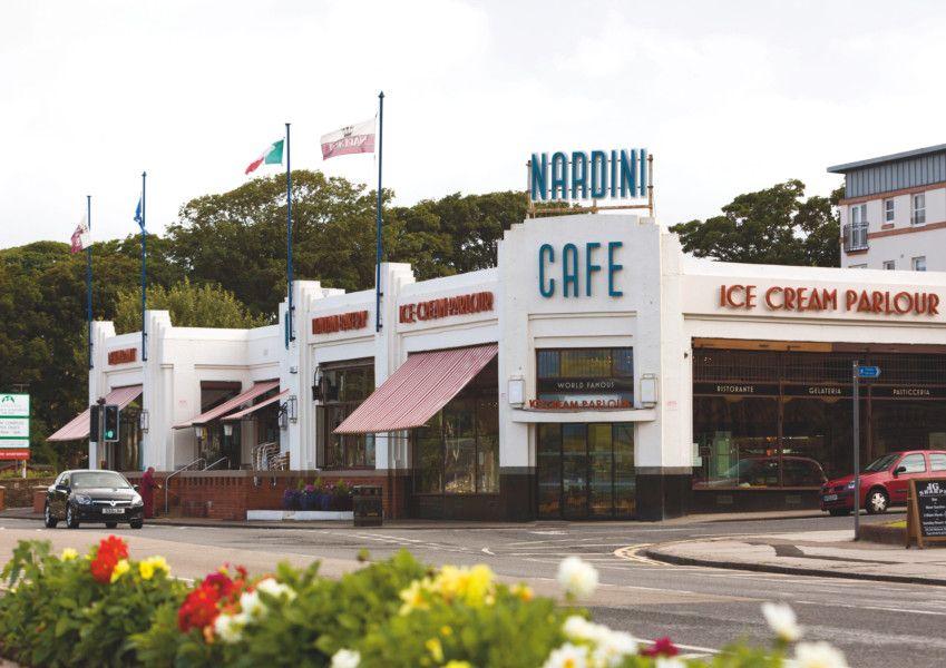 Nardinis Cafe Largs